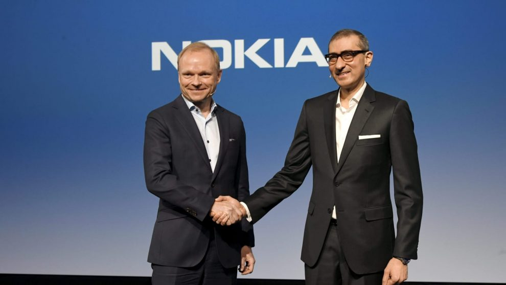 Nokia 5G equipment