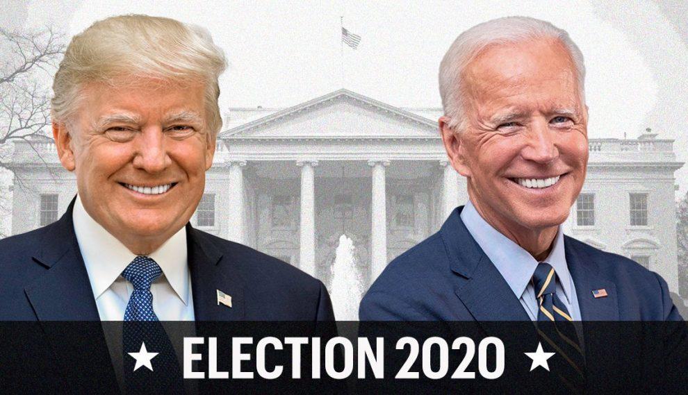 Donald Trump VS Joe Biden
