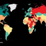 World's Most Dangerous Countries in 2020
