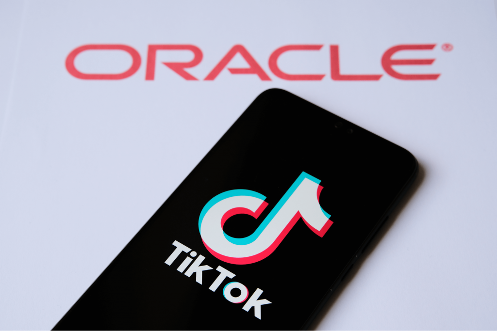 Oracle to host TikTok and Zoom