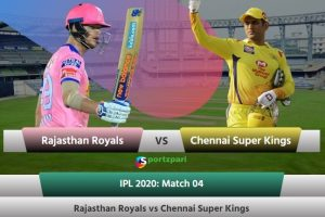 IPL match CSK Vs RR