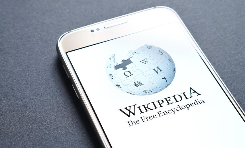 Wikipedia New Look