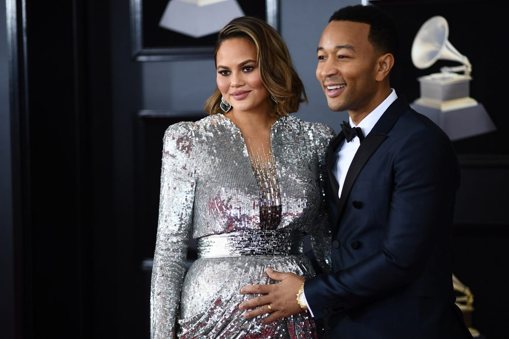 Chrissy Teigen and John Legend Miscarriage
