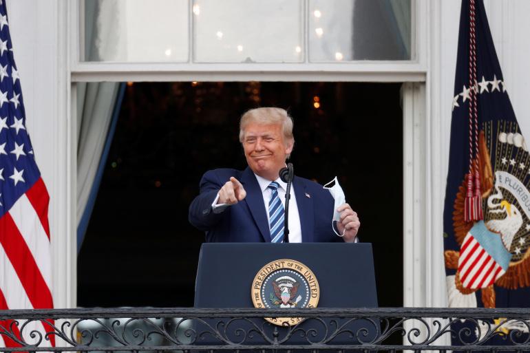 Donald Trump's Plea Rejected