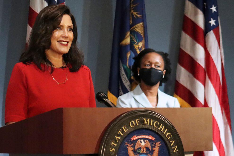 Michigan Governor Kidnapping