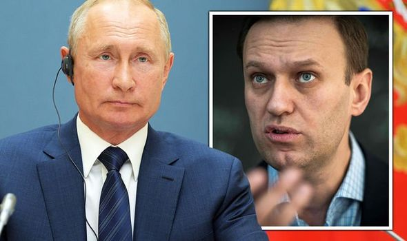 EU Accuses Russia For Murder Attempt of Alexei Navalny