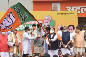 BJP Offers Free COVID Vaccine