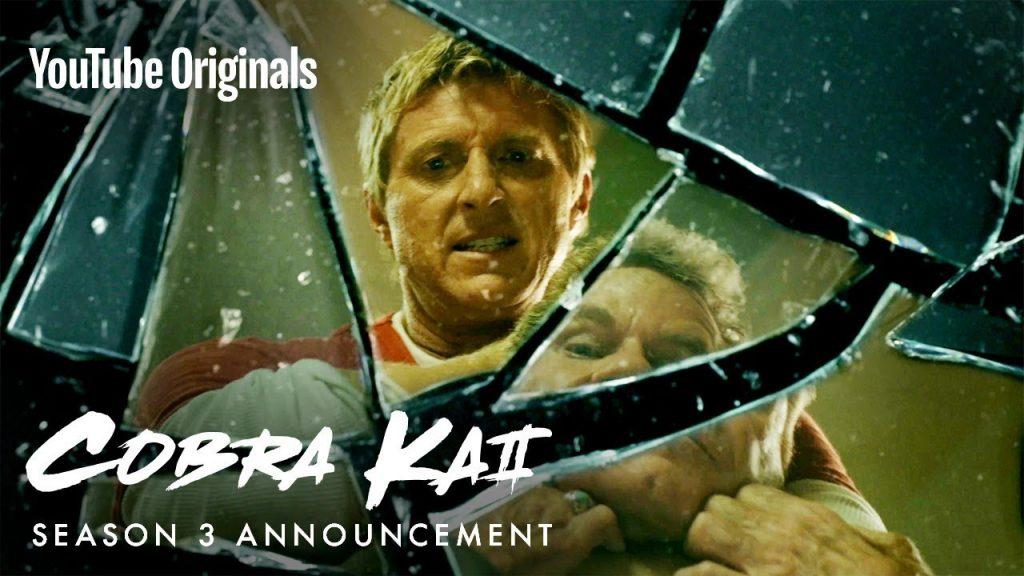 cobra kai season 3 announcement