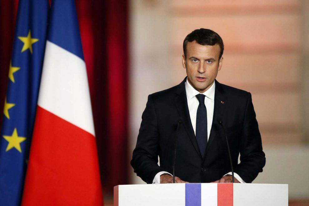 France President Reimposes Lockdown
