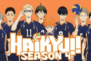 Haikyuu Season 4 Part 2 Updates