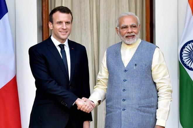 France Attacks: PM Modi supports President Emmanuel Macron
