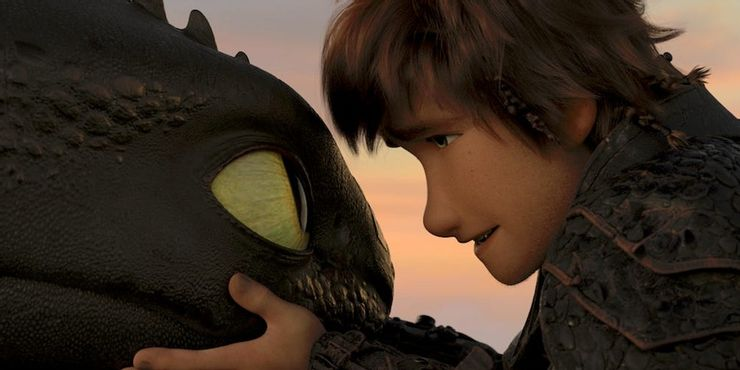 How To Train Your Dragon 4