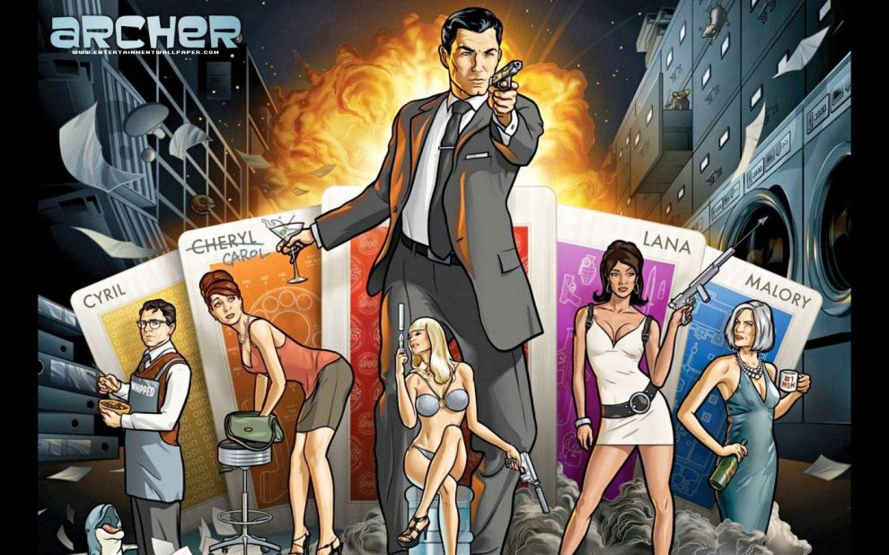 Archer Season 12