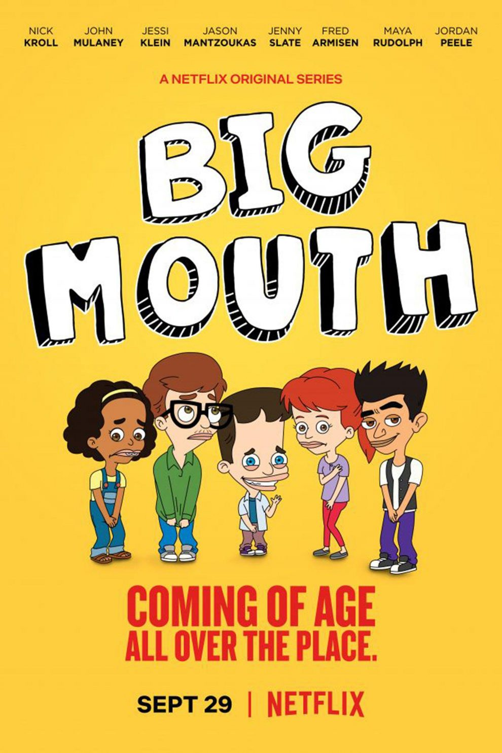 Big Mouth Season 4
