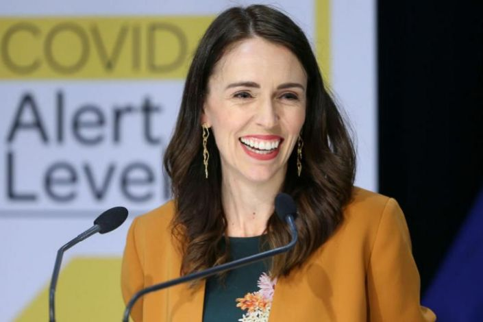 Jacinda Ardern Wins New Zealand Elections 2020