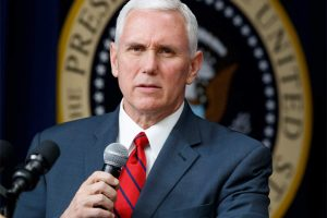 Mike Pence's Staff Test Positive For Coronavirus