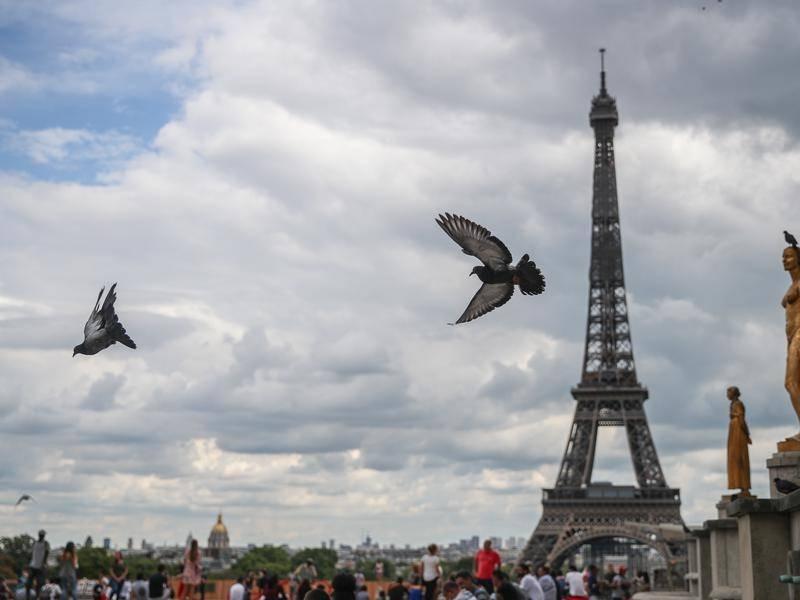 Paris Sonic Boom