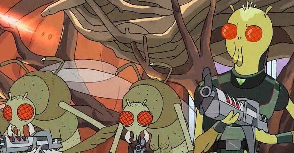Rick And Morty season 4 Part 2