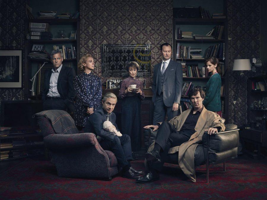 Sherlock Holmes Season 5