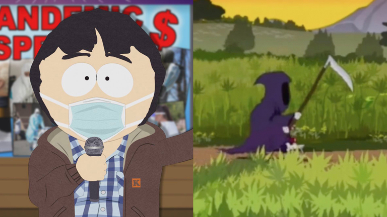 'South Park: The Pandemic Special' on Comedy Central: How to watch, livestream