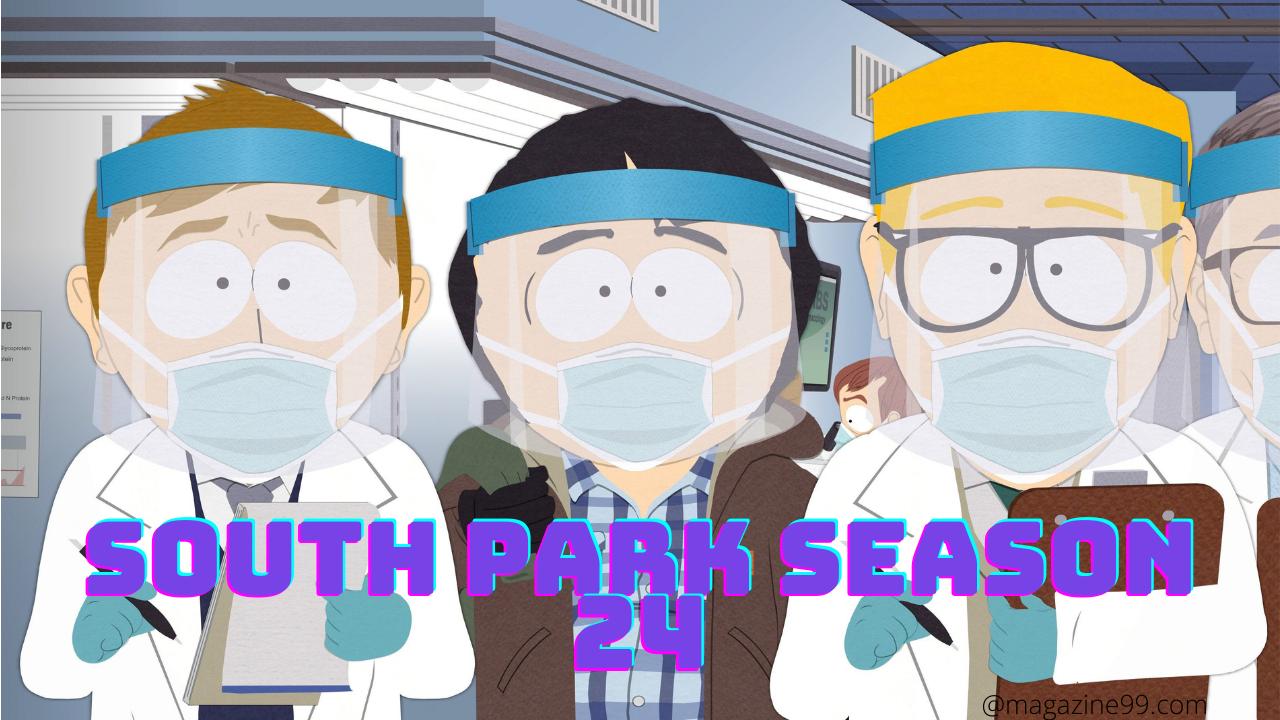 South Park season 25