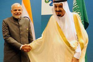 Saudi Arabia Note, India Shows Concerns