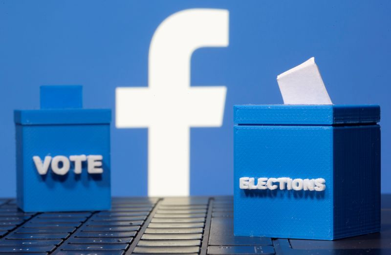 Facebook banned US political Ads