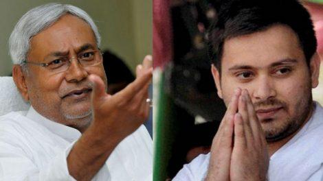 Tejashwi Yadav Takes Over Nitish Kumar In Exit Polls for Bihar Elections 2020