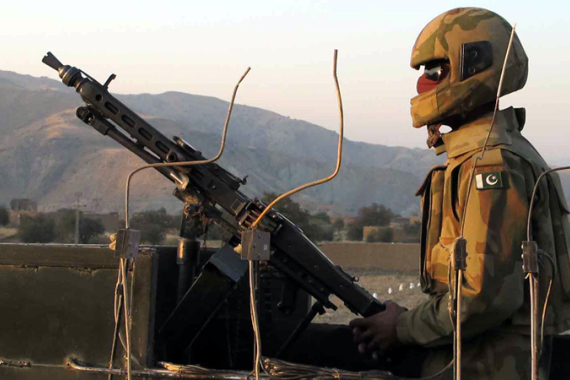 4 Pakistani Soldiers Died in Afghan border attack