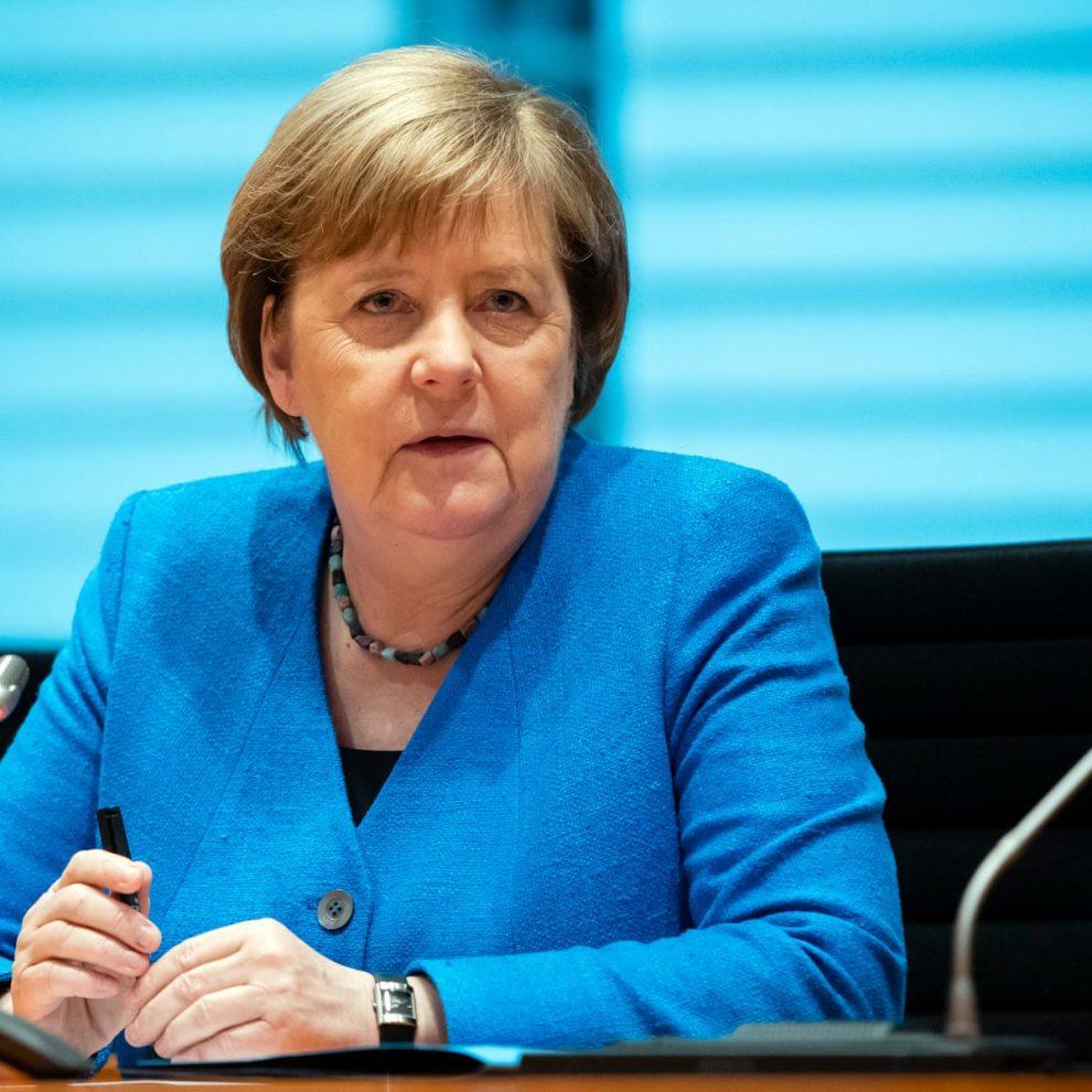 Angela Merkel Explains German Lockdown Rules