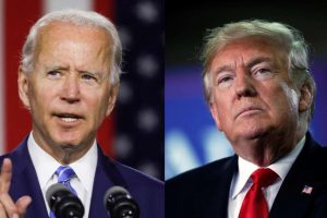 Biden Campaign Bus Thrashed By Donald Trump Supporters
