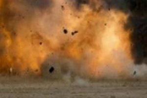 Bomba Blasts Afghanistan