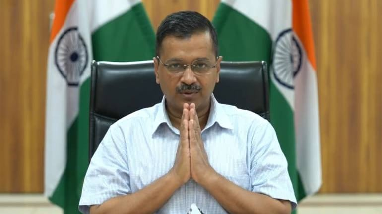 Arvind Kejriwal Bans Firecrackers in Delhi