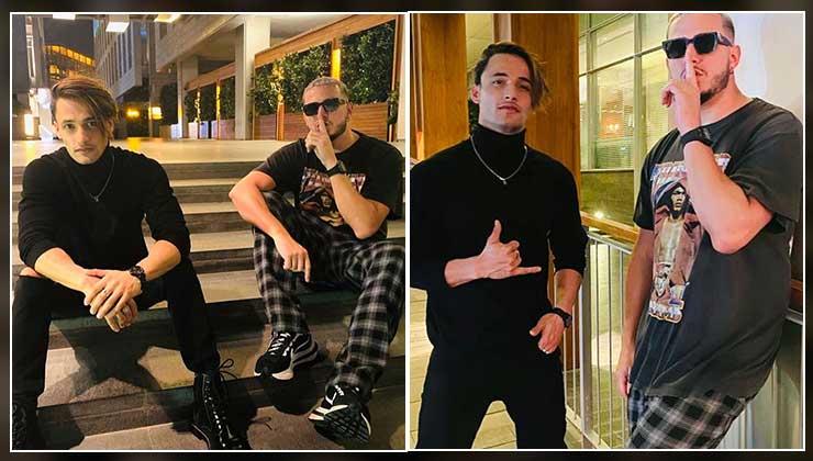 Asim Riaz collaborates with DJ Snake