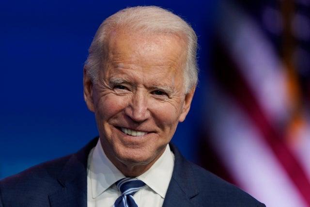 Joe Biden on Trump