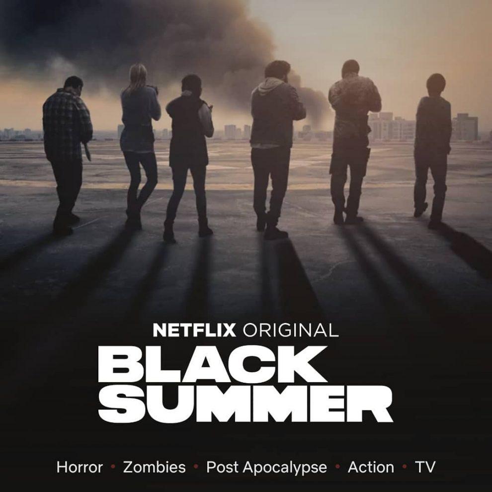 Black Summer Logo