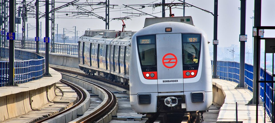 DMRC suspended
