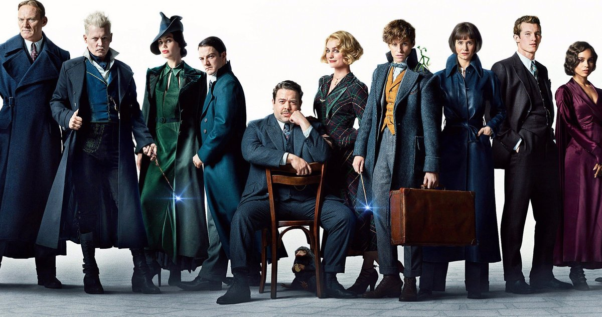 Fantastic Beasts 3 : Johnny Depp Has Replaced Himself
