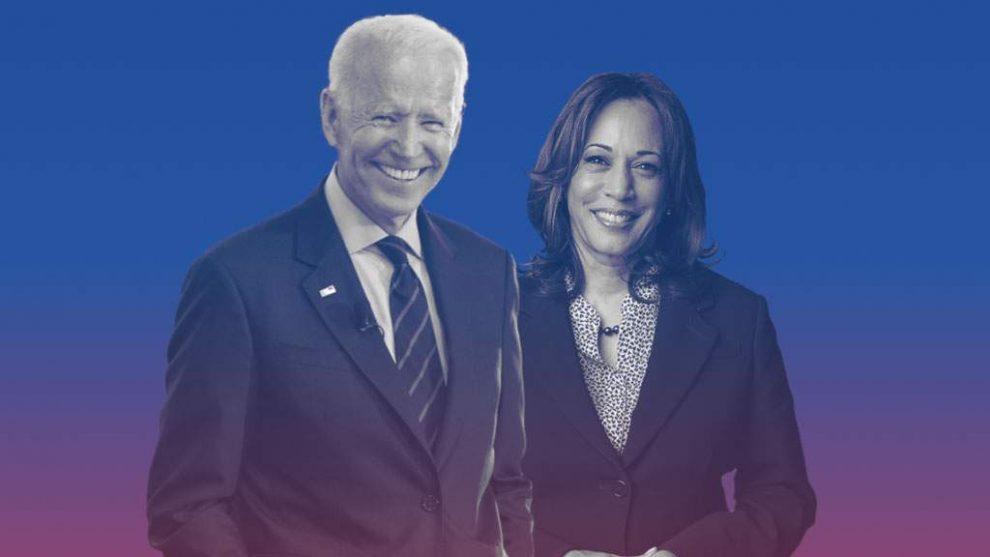 Kamala Harris and Joe Biden Win The US Elections 2020