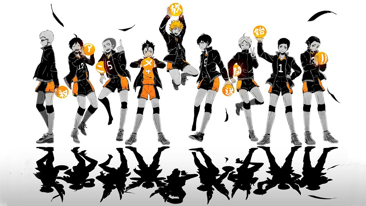 Haikyuu Part 2 Season 4