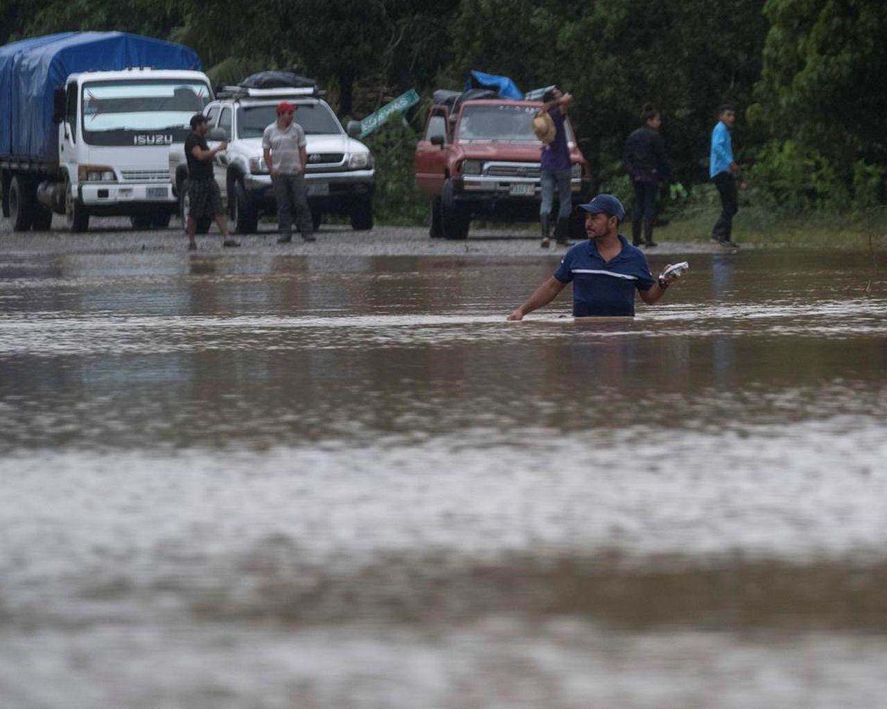 Hurricane Iota has became a big issue for Central America