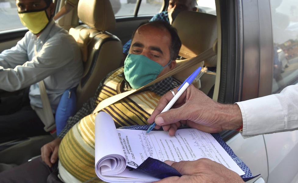 Delhi Government risease fine to Rs.2,000