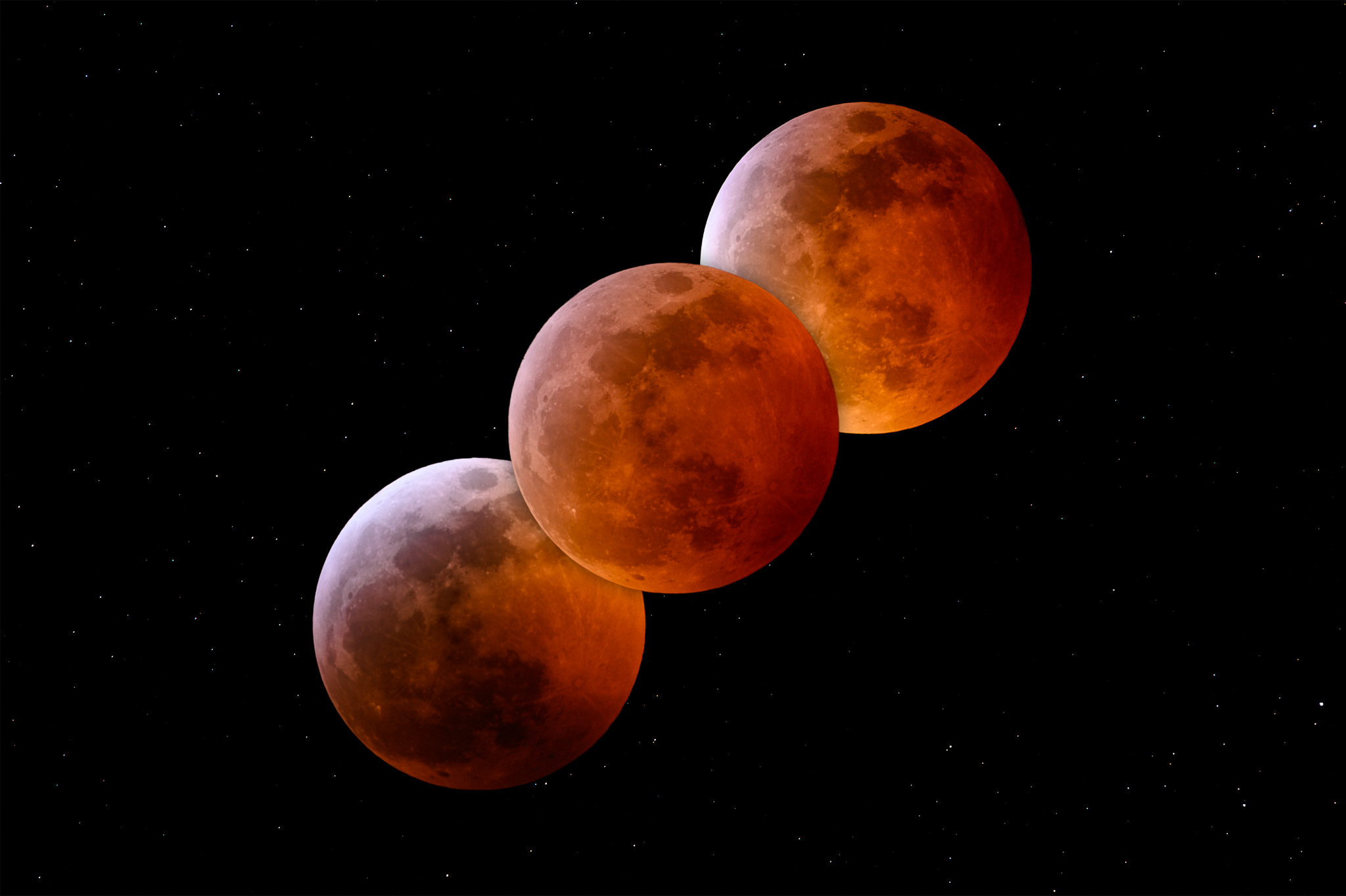 4th Lunar Eclipse is about fall