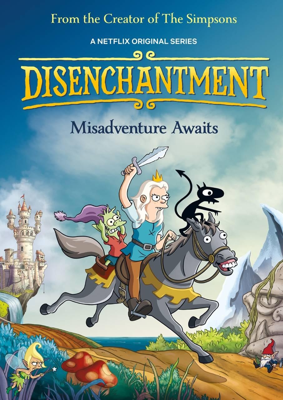 Disenchantment Season 2