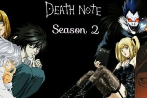 Death Note Season 2 Updates