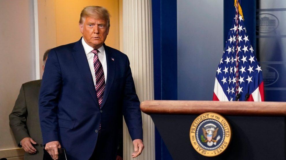 Trump Won't Concede