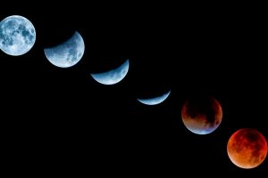 4th Lunar Eclipse is About to Fall