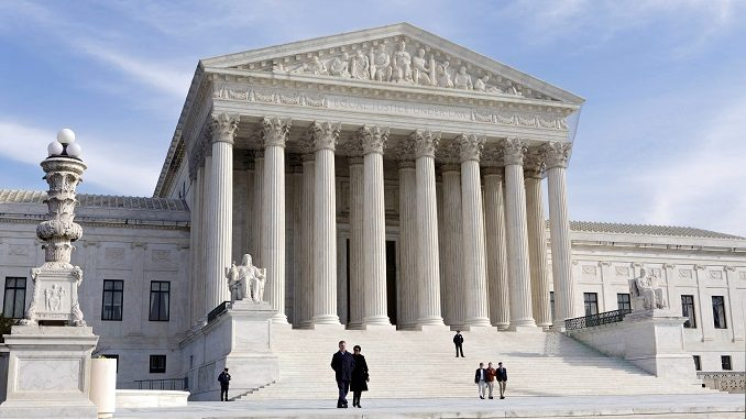 Religious backed by US supreme court over the New York virus curb.