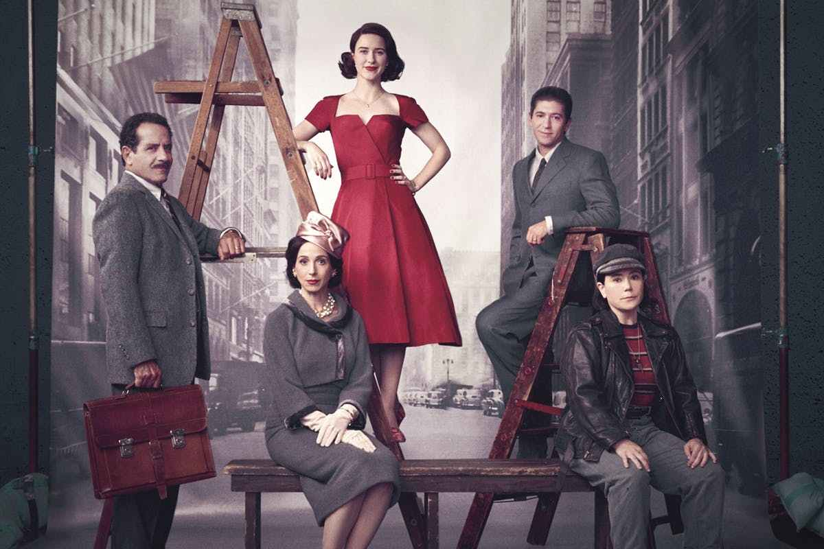 The Marvelous Mrs Maisel Season 4