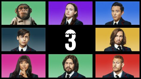 The Umbrella Academy Season 3